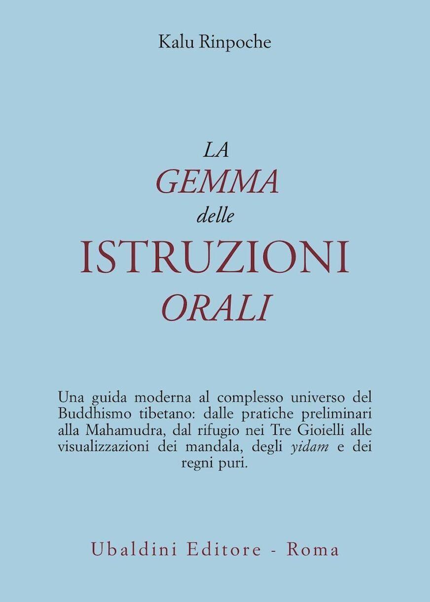 La gemma delle istruzioni orali