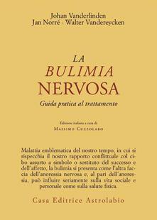 Radiospeed.it La bulimia nervosa. Guida pratica al trattamento Image