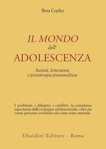 Libro Il mondo dell'adolescenza. Società, letteratura e psicoterapia psicoanalitica Beta Copley