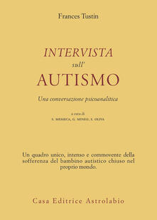 Voluntariadobaleares2014.es Intervista sull'autismo. Una conversazione psicoanalitica Image