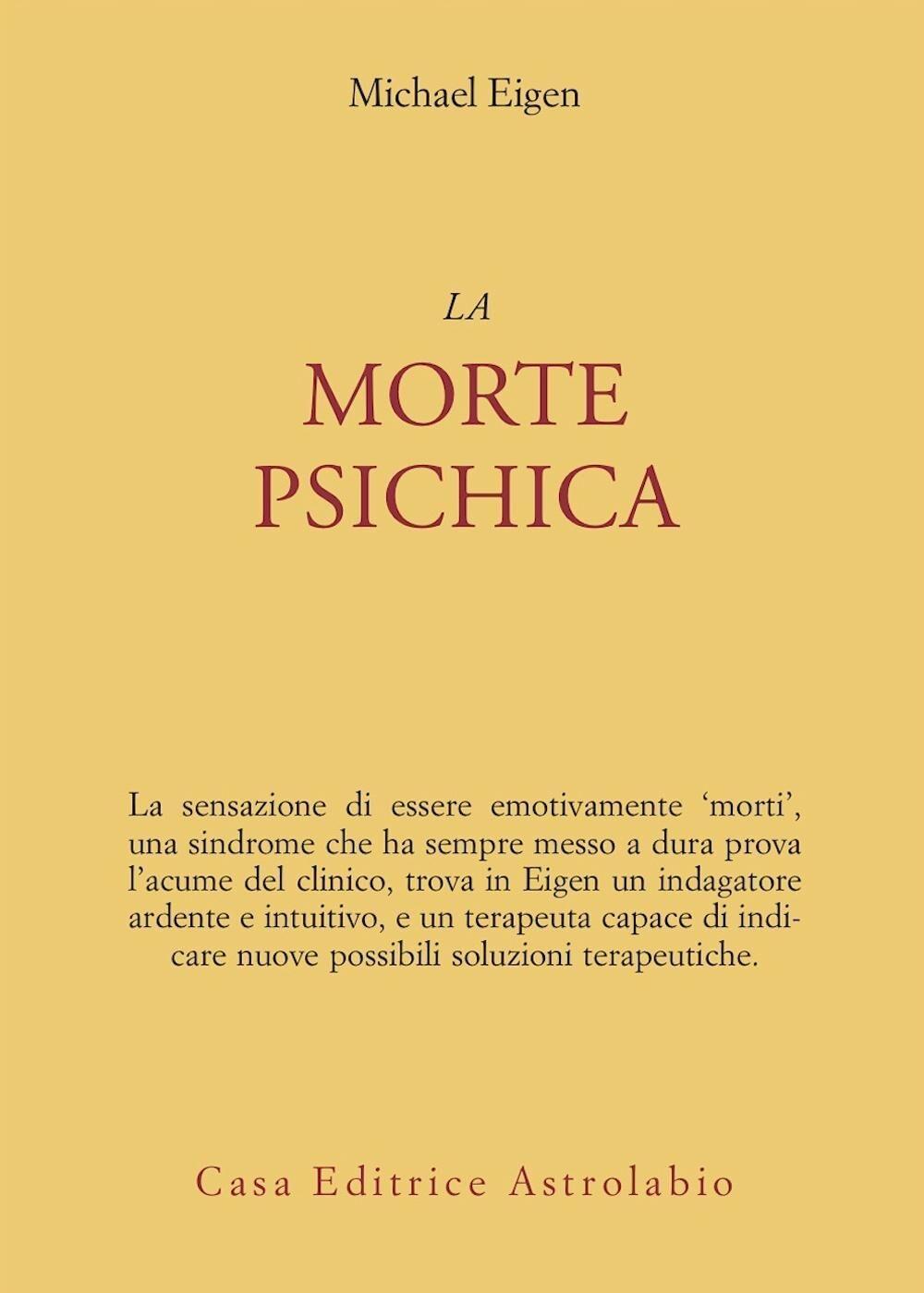 La morte psichica