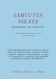 Winniearcher.com Samyutta Nikaya. Discorsi in gruppi Image