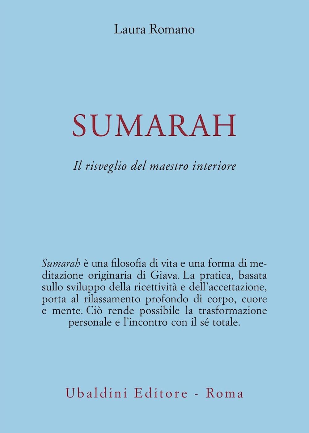 Sumarah: il risveglio del maestro interiore