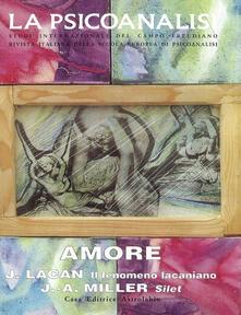 La psicoanalisi. Vol. 24: Amore..pdf