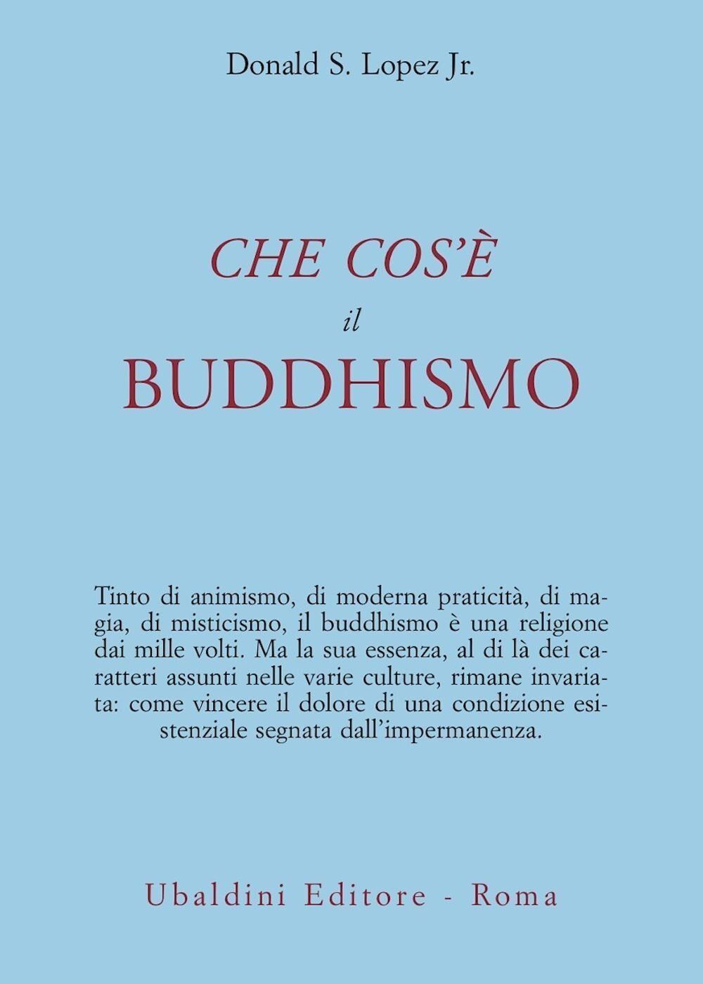 Che cos'è il Buddhismo