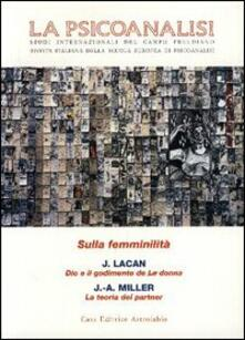 Radiosenisenews.it La psicoanalisi. Vol. 34 Image