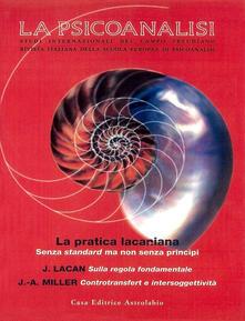 Daddyswing.es La psicoanalisi. Vol. 35 Image