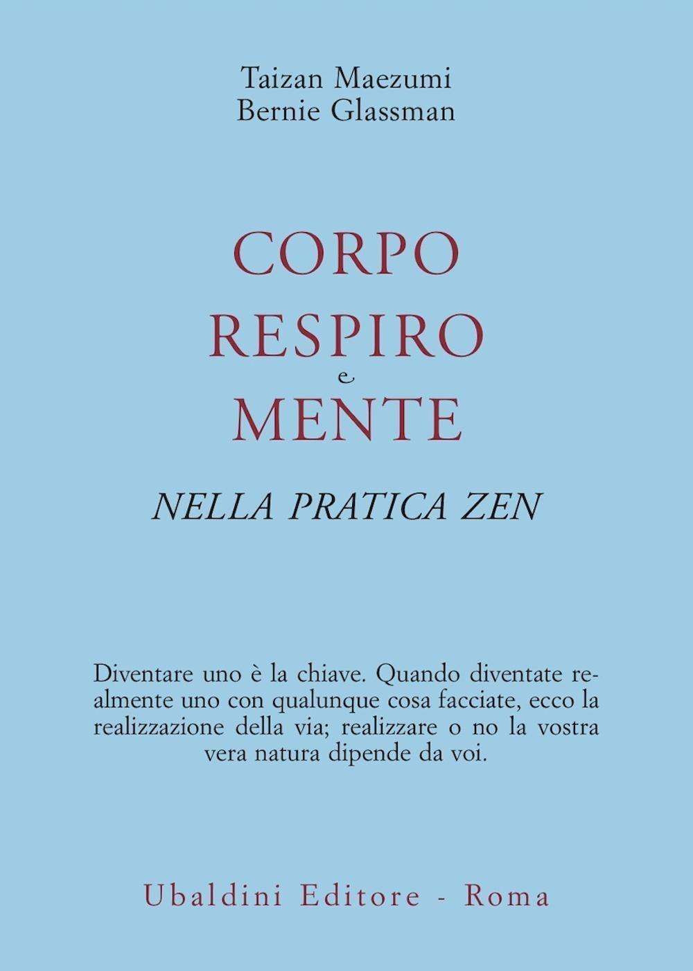 Corpo, respiro e mente nella pratica zen