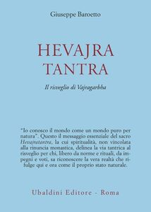 Libro Hevajra Tantra. Il risveglio di Vajragarbha Giuseppe Baroetto