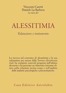 Equilibrifestival.it Alessitimia. Valutazione e trattamento Image