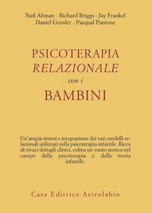 Libro Psicoterapia relazionale con i bambini