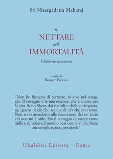 Il nettare dellimmortalità. Ultimi insegnamenti.pdf