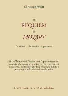 Festivalpatudocanario.es Il Requiem di Mozart. La storia, i documenti, la partitura Image