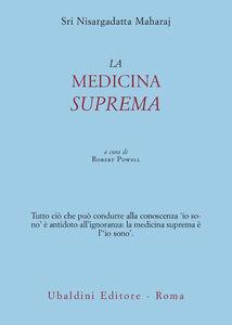 Libro La medicina suprema Maharaj Nisargadatta