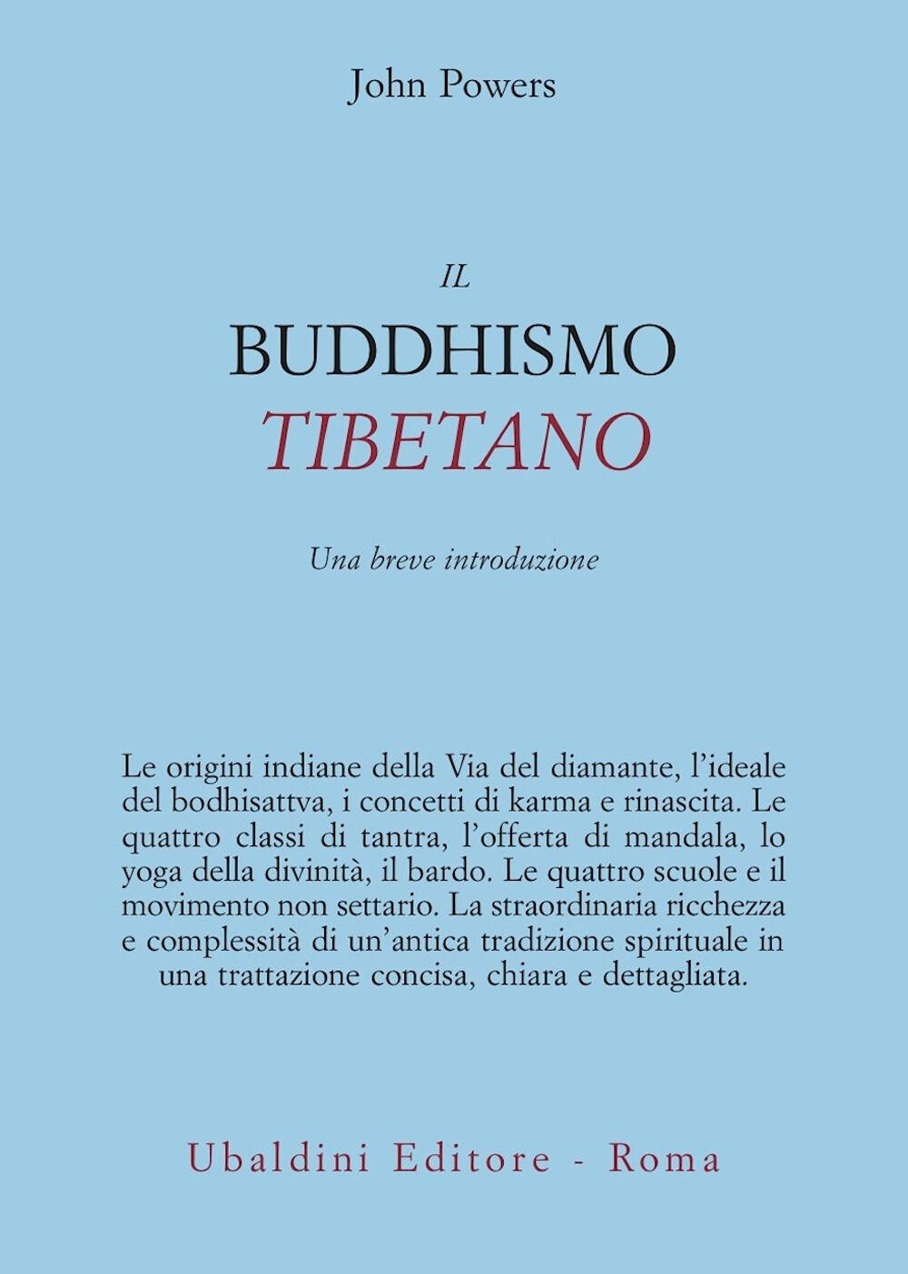 Il buddhismo tibetano. Una breve introduzione