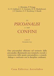 Foto Cover di La psicoanalisi e i suoi confini, Libro di  edito da Astrolabio Ubaldini