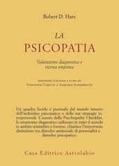 La psicopatia. Valutazione diagnostica e ricerca empirica
