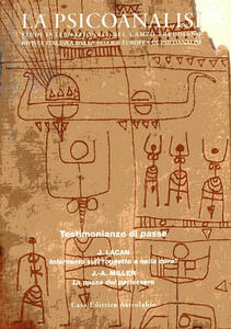 La psicoanalisi vol. 46-47: Testimonianze di passe