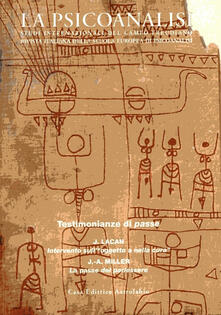 Winniearcher.com La psicoanalisi vol. 46-47: Testimonianze di passe Image