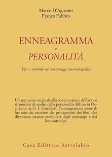Enneagramma e personalità. Tipi e sottotipi nei personaggi dei film.pdf
