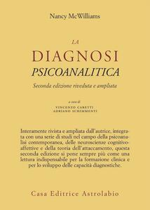 La diagnosi psicoanalitca - Nancy McWilliams - copertina