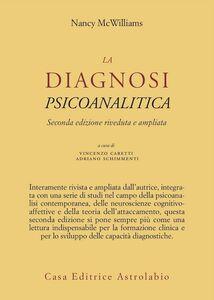 Libro La diagnosi psicoanalitca Nancy McWilliams