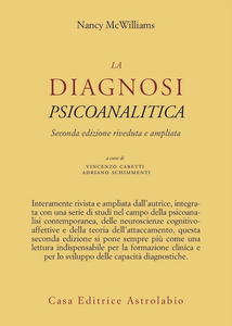 Libro La diagnosi psicoanalitca Nancy McWilliams