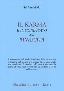Promoartpalermo.it Il karma e il significato della rinascita Image