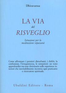 Libro La via del risveglio Dhiravamsa
