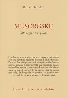 Musorgskij. Otto saggi e un epilogo.pdf