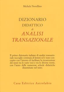 Listadelpopolo.it Dizionario didattico di analisi transazionale Image
