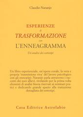Esperienze di trasformazione con l'enneagramma. Un'analisi dei sottotipi
