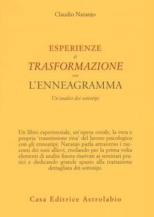 Grandtoureventi.it Esperienze di trasformazione con l'enneagramma. Un'analisi dei sottotipi Image