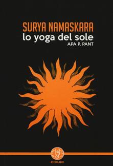 Winniearcher.com Surya namaskara. Lo yoga del sole Image