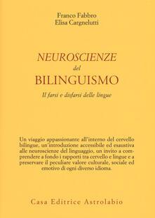 Ipabsantonioabatetrino.it Neuroscienze del bilinguismo. Il farsi e disfarsi delle lingue Image