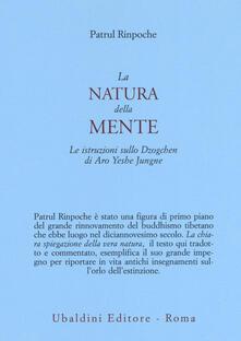 La natura della mente. Le istruzioni sullo Dzogchen di Aro Yeshe Jungne.pdf
