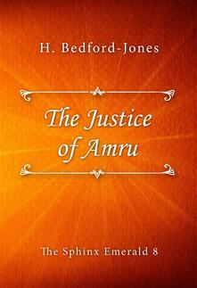 The Justice of Amru