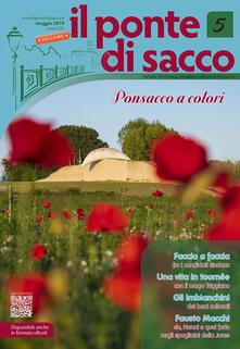 Il ponte di Sacco. Maggio 2019 - NuovaStampa - ebook