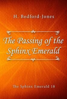 The Passing of the Sphinx Emerald