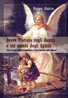 Capturtokyoedition.it Breve trattato sugli angeli e sul mondo degli spiriti Image