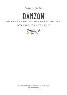 Danzón for Trumpet and Piano