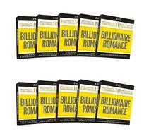 Perfect 10 Billionaire Romance Plots #40 Complete Collection