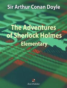 The Adventures of Sherlock Holmes Elementary