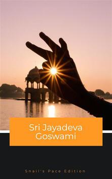 Sri Jayadeva Goswami - Anand Singh Dharam - ebook