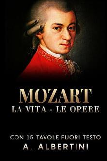 Antondemarirreguera.es Mozart. La vita, le opere Image