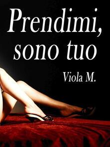 Prendimi, sono tuo - Viola M. - ebook