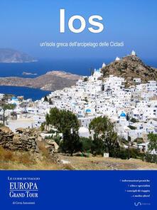 Ios, un'isola greca dell'arcipelago delle Cicladi - Greta Antoniutti - ebook