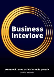Promoartpalermo.it Business interiore. Promuovi la tua attività con la Gestalt Image