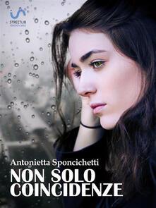 Non solo coincidenze - Antonietta Sponcichetti - ebook