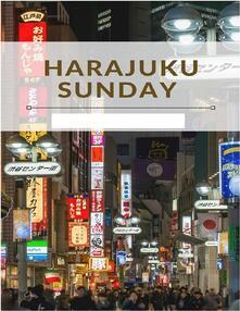Harajuku Sunday